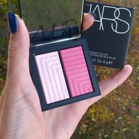 Румяна NARS Dual Intensity Blush в оттенке Adoration