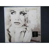 EURYTHMICS - Savage 87 RCA Germany NM/NM + poster