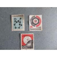 ЧЕХОСЛОВАКИЯ. 1966. Полн. серия.