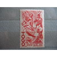 Французская колония  Того.  1947 г.