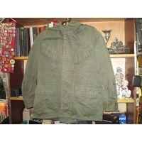 Куртка армии Бельгии, 1982 г., размер 48-50/2.