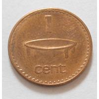 Фиджи 1 цент 1999