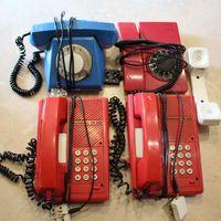 Tелефоны стационарные, одним лотом