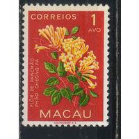 Португалия Китай Макао 1953 Цветы Стандарт #394