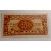 Австрия 50 грошей 1944 Советское освобождение.