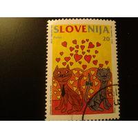 Словения 1995г.