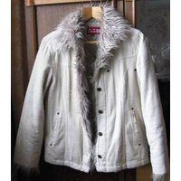 Куртка 44 Деми. Как НОВАЯ. В скандинавском стиле. Другие куртки и ветровки