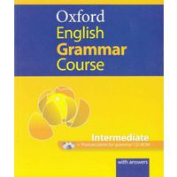 Michael Swan, Catherine Walter - Oxford English Grammar Course Intermediate with answers - грамматика английского языка для уровня Intermediate