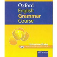 Michael Swan, Catherine Walter - Oxford English Grammar Course Intermediate with answers - грамматика английского языка для уровня Intermediate