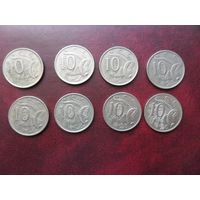 Австралия 10 центов