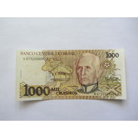 Бразилия, 1000 крузейро