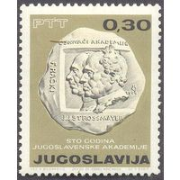 Югославия академия