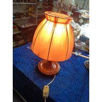 Настольная лампа, 35 см.