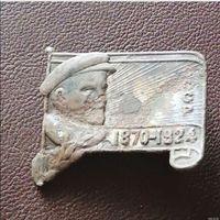 Нагрудный знак(Траурный) 1924 год