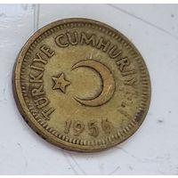 Турция 10 курушей, 1956 4-11-56
