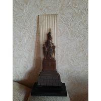 Сувенир СССР-памятник молодогвардейцам Украина