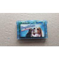 Картридж GameBoy Advance Dog and Cats Best Friends не оригинал