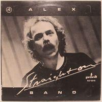 Alex Band - Straight On