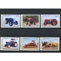 Румыния. Румынские трактора