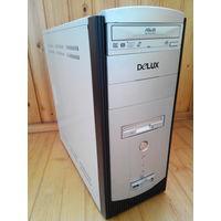 Корпус компьютера с DVD (sata)