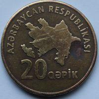 Азербайджан, 20 гяпиков 2006 г