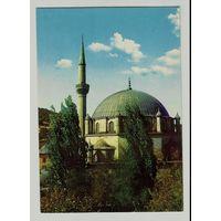 Открытка Болгария. Шумен. Томбул-мечеть