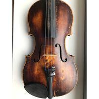 3/4 Старинная  скрипка George Rauer Wien 1931  3/4