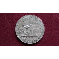 БРЕСТ -950лет- 1969г. -памятная настольная медаль- БССР - *алюминий -*-отличное состояние-