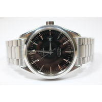Наручные механические часы с автоподзаводом Omega Seamaster Aqua Terra Big-size Chronometer [25025000], Оригинал