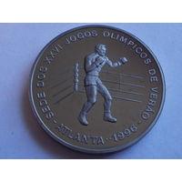 Сан-Томе и Принсипи 1000 добра 1993 Олимпийские игры в Атланте.