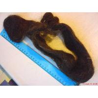 Волосы темные