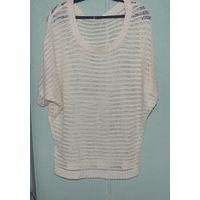 Сетка - блуза, кофта