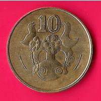 31-20 Кипр, 10 центов 1994 г.