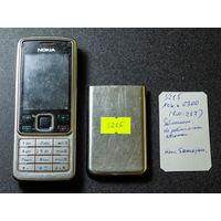 5215 Телефон Nokia 6300 (RM-217). По запчастям, разборка