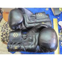 Перчатки боксерские Excalibur.