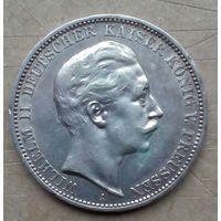 Пруссия 3 марки 1911