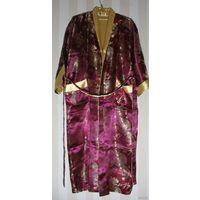 Продам халат шелковый ( привезен из Вьетнама) новый, размер 48-52