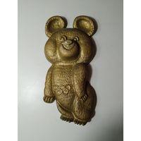 Мишка олимпийский 1980