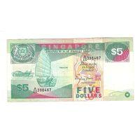 5 долларов 1987 г.