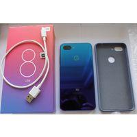 Xiaomi Mi 8 Lite 4GB/64GB международная версия (синий)