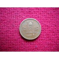Пакистан 1 рупия 1998 г.