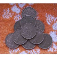 Бельгия 20 франков Валлония