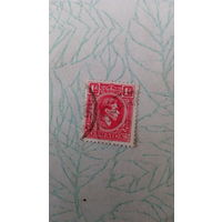 Старая марка Ямайка 2