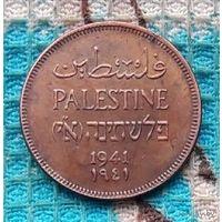 Палестина 1 миль 1941 год. Инвестируй в историю II Мировой войны!