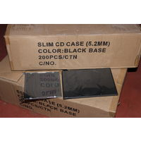 DVD-box Amarey и Slim cd case(5,2)