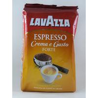 Кофе в зернах LAVAZZA Espresso Crema e Gusto Forte 1кг (Италия)