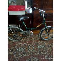 Велосипед  Aist