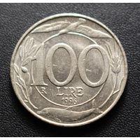 Италия, 100 лир 1996 год