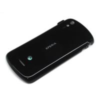 Sony Ericsson Xperia Pro (MK16i) - Battery Cover Black (1243-4101)