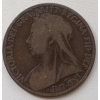 Великобритания 1 пенни 1901